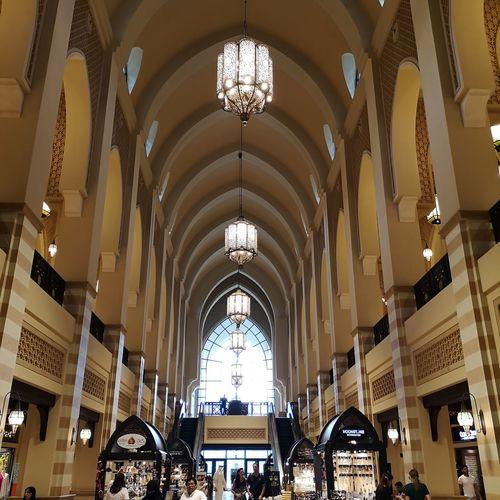 Mall Shopping
