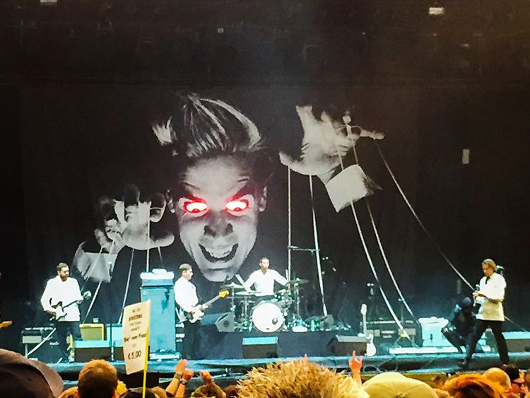 Rock Im Revier Onstage Music The Hives