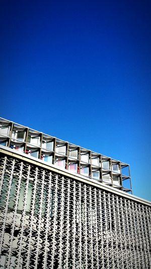 Hello Summer Berliner Ansichten Hospital Working Day Architecture_collection