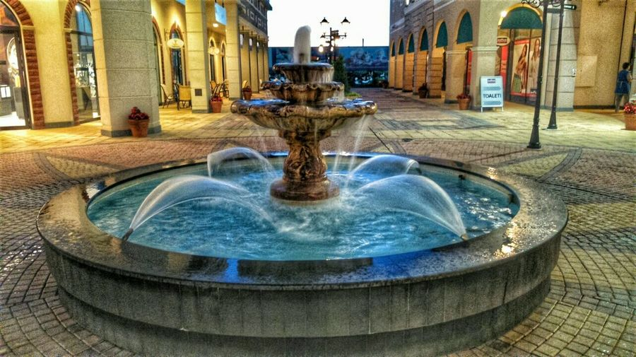 ⛲ Fountain Fountains Relaxing Water Summer Refresh
