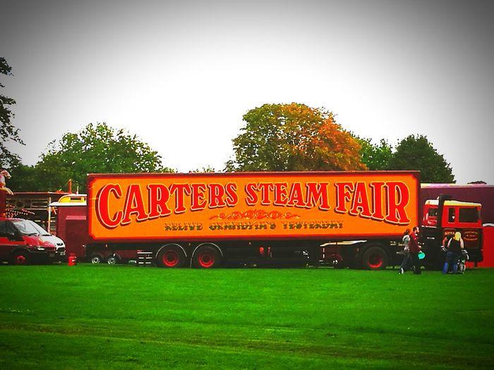 Text Grass Steam Fair Vintage Steam Fair Vintage Fair Fairground Carnival Fun Enjoyment Day Outdoors Cloud - Sky Tree Sky