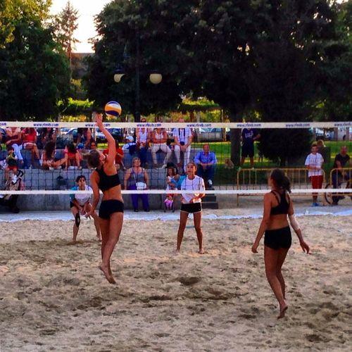 Life In Colors Torneo de voley-playa en Monforte. Photo