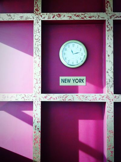 Clock On The Wall New York Shadows Shadows & Lights Shadows On The Wall Light On The Wall Sun Clock Time Shapes