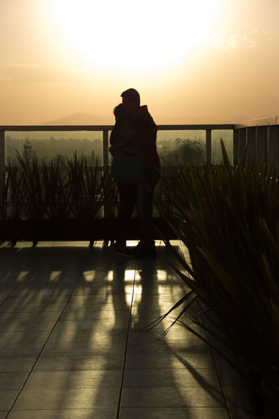 We Found Love  Embrace Sunset