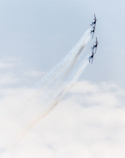 Aircraft Airshow AT-6 Aviation Aviationphotography Beechcraft Flight Fly Independence Day Military Outdoors Sky Skyporn Smoke