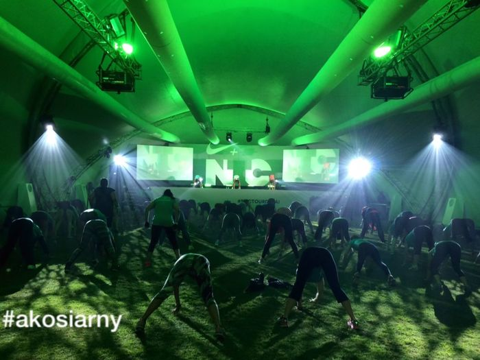 it's Niketourdubai baby! Nike Niketrainingclub Nikedubai IPhoneography AkosiArny Mydubai The Places I've Been Today EyeEm Best Shots