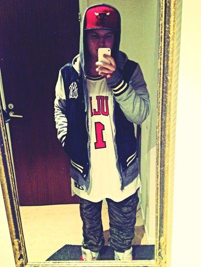 Chicago Bulls Swag First Eyeem Photo