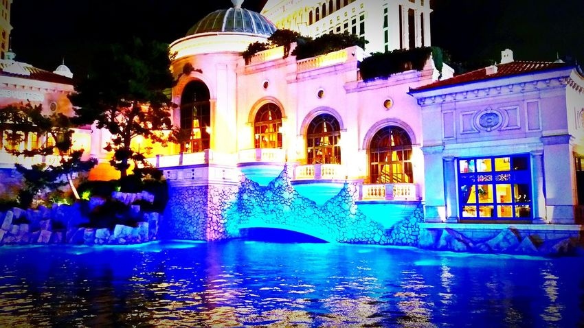 Las Vegas Bellagio Water Show Vacation