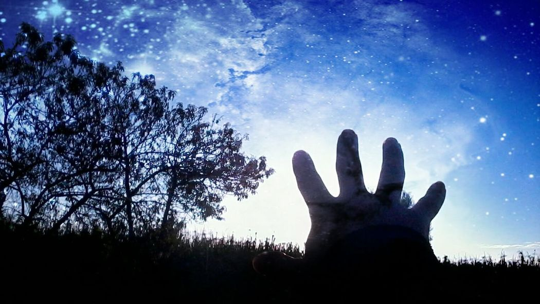 Dreaming Photography Clouds And Sky Desde Mi Cielo Garden Of Everyting Silhouettes Landscape Take My Hand Skin Of The Night Stardust