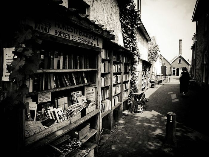 Books Bücherstadt Town Of Books Netherlands ❤ Netherland Netherlands Breedevoort Bücher  Black And White Collection  Black&white Black & White Black And White Black And White Photography Blackandwhite Photography Blackandwhite