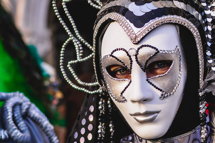 Carnival Carnival Crowds And Details Carnival Mask Carnival Of Venice Carnival Parade Carnival Party Carnival Spirit Celebration Close Up Portrait Close-up Event Fashion Italy MAS Mask Masks Masquarade Masque Masquerade Mystery Phantom Portrait Tradition Venice Venice, Italy Women Around The World