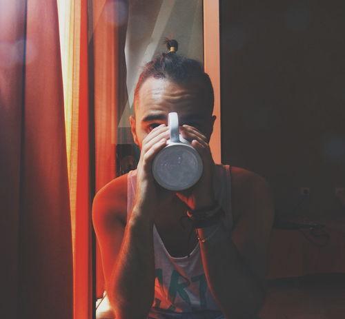 Mug Manbunlifestyle Manbun Coffee Coffee Cup First Eyeem Photo