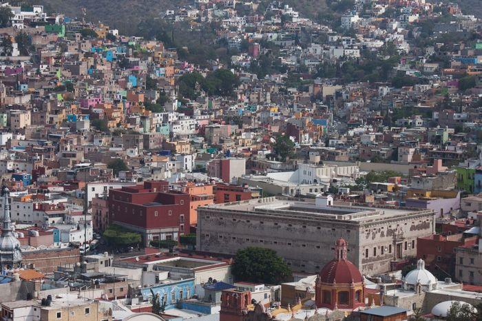 Guanajuato Crowd