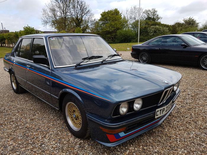 BMW M5  BMW M535i BMW Motorsport BMW E12 Bmw I ♥ It Bmwmotorsport