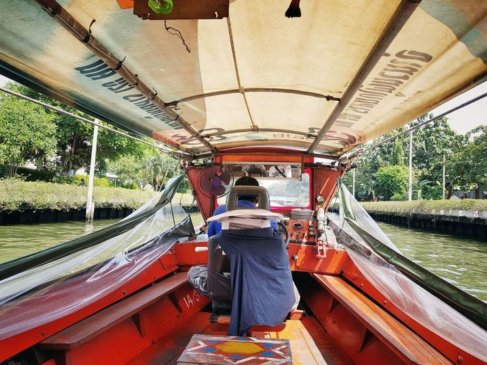 Taxi Boat in