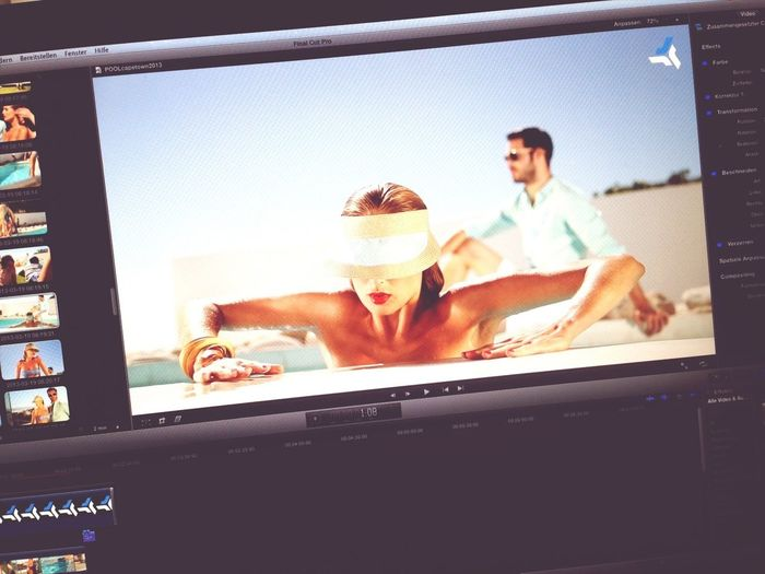 Cape Town Video Editing Making.of Loox