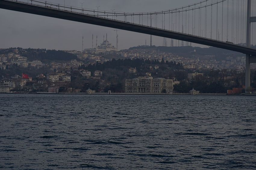 Beylerbeyi Architecture Beylerbeyi Sarayi Beylerbeyipalace Beylerbeyisarayı Bosporus Bosporus Bridge Bridge - Man Made Structure Building Exterior Built Structure City Cityscape Connection Day Mosque Nature No People Outdoors River Sky Suspension Bridge Travel Destinations Water Waterfront