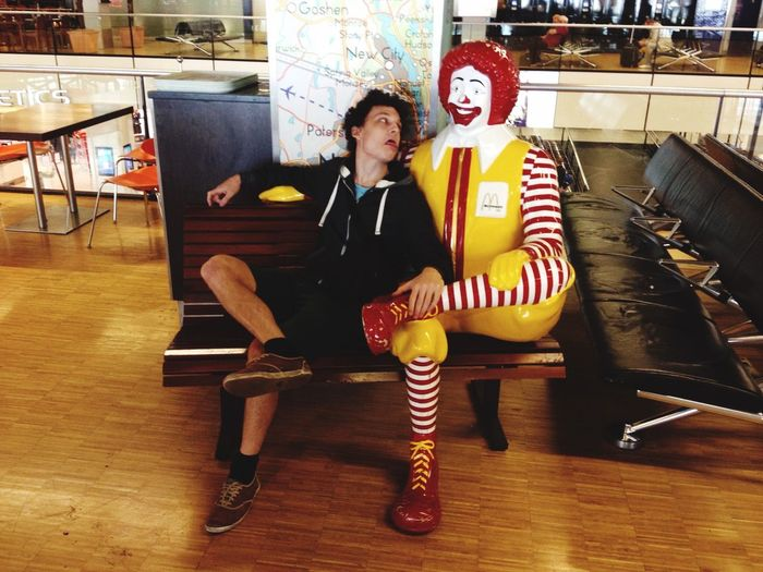 RePicture Travel Mac Donald Mac Donalds Love Without Boundaries Youth Of Today Two Is Better Than One