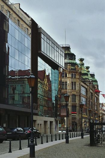 Architecture Building Wroclaw, Poland Streetphotography Beatyful City ^^ Street