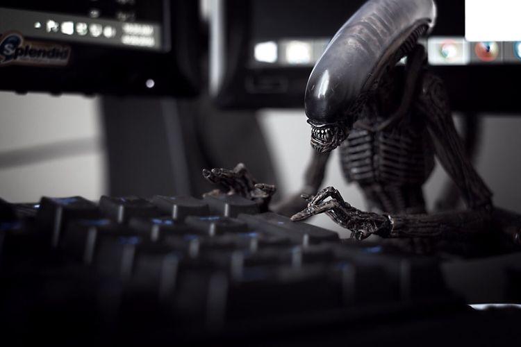 Aliens Xenomorph Dogalien