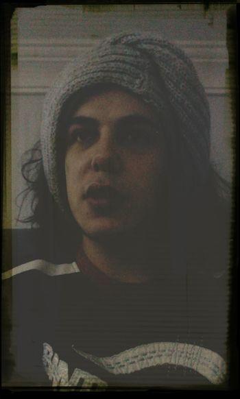 Cold Selfportrait Portrait Last Hair Bender