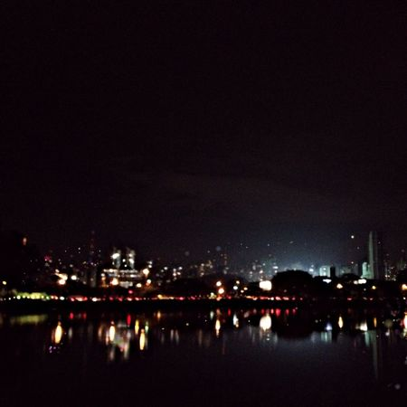 Relaxing Beautiful Night City Popular Photos