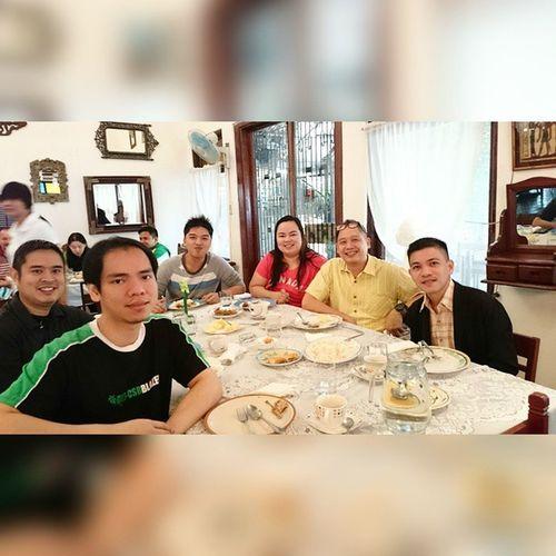 Breakfast with the gangstahs 🍴 . . . Balayindang LC Workshop Learnercentered pedagogy benilde themanansala