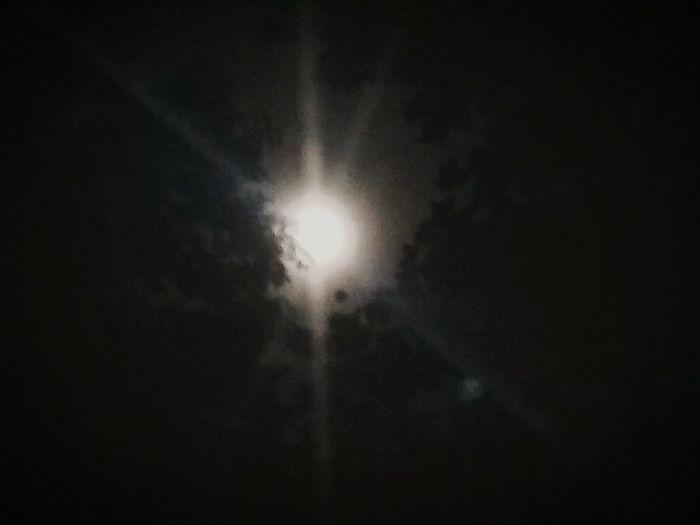 That brilliant beautiful Moonlight