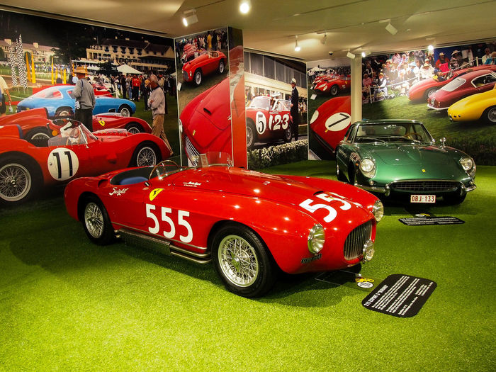 Cars Ferrari Car Communication Illuminated Indoors  Italy Italy❤️ Italy🇮🇹 Land Vehicle Leisure Activity Maranello Mode Of Transportation Motor Vehicle Museum Muzeum Racecar Red Retro Car Speed Sport Toy Car Transportation