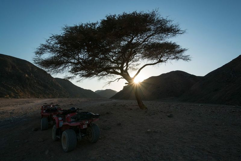 Landscape Landscape_Collection Desert Sunset Feel The Journey On The Way Adventure Club Finding New Frontiers