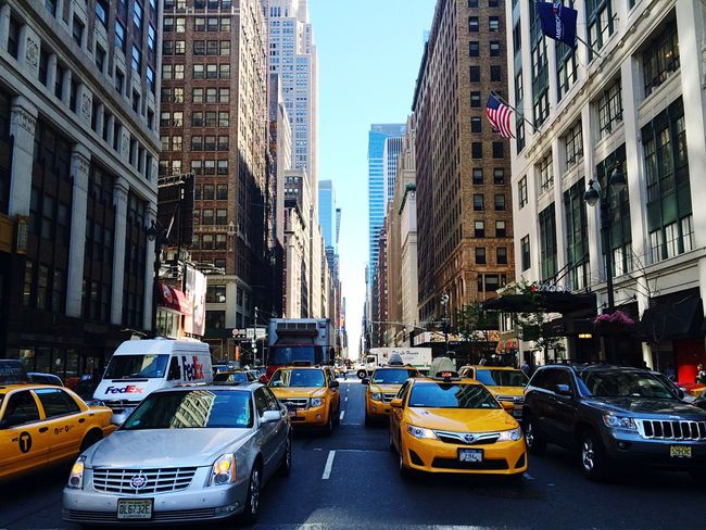 New York Street View Open Edit