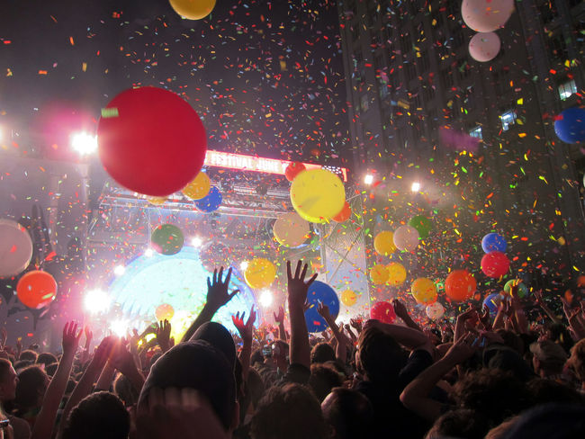 Arts Culture And Entertainment Celebration Concert Confetti Crowd Enjoyment Event Festival Freiheitberlin Group Of People Illuminated Large Group Of People Music Music Festival Night Performance Popular Music Concert Real People #FREIHEITBERLIN