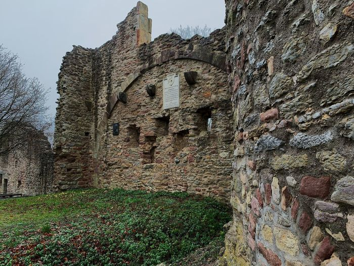 Remains of a castle Outdoors Stone Wall No People Day Old Ruin Old Wall History Destroyed Wall Remains Castle Close-up Middle Age Stone - Object Stone Material Stone Monument Mystical Adventure Fascinating Steadfast Time Earlier 2018 Ennopictures