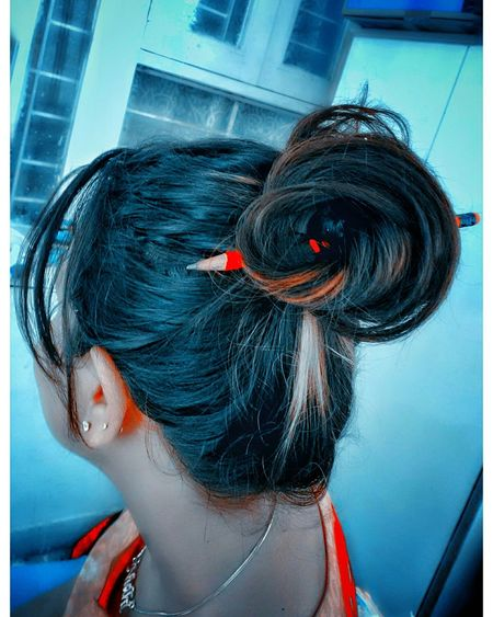 Beautiful hair Hair Haircolor Snapseed Vivid Modelgirl