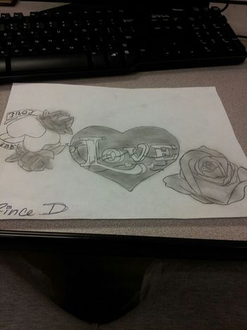 Done Drawing :)