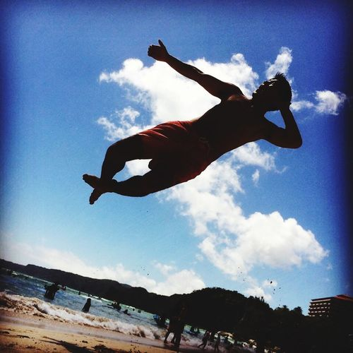jump ジャンプ サーフィン