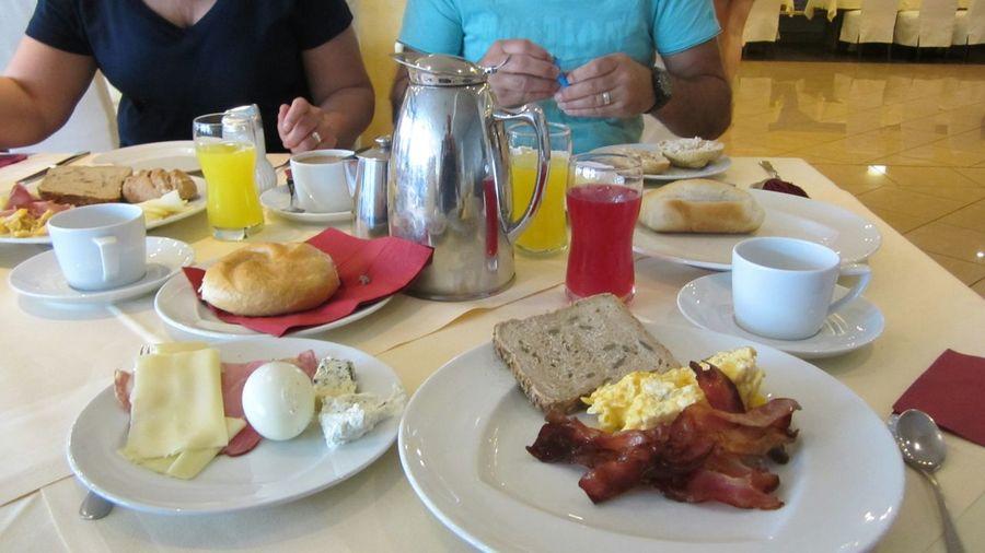 Urlaub In österreich Checking In Juni 2015 Steiermark Food Essen Frühstück Buffet