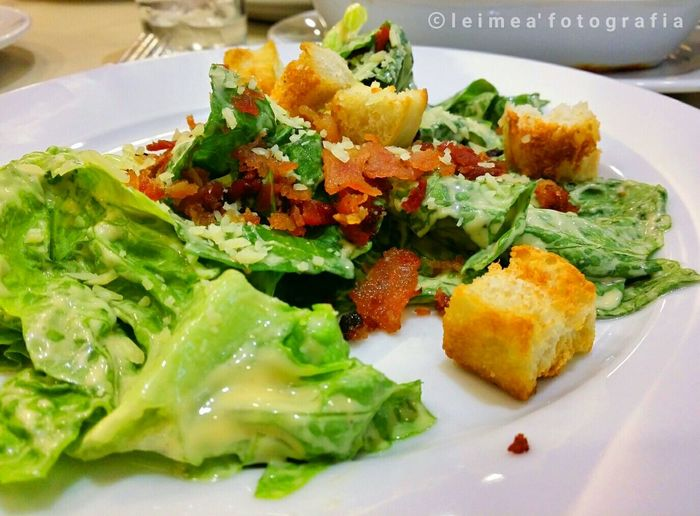 Healthy vegetable salad for the tummy! Ceasarsalad Vegetablesalad Healthy Food Sofresh Foodpic Photography Snapseed Leimeafotografia Eyeem Philippines
