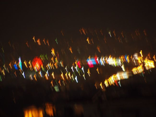 Athens, Greece City Lights At Night Fromhotelroom HotelGrandeBretagne Light Movement Night Night Lights Nightphotography Nightshot No People Outdoors View
