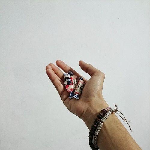 Milk candy??? Permensusu Permenjadul Whiterabbit Traditional china candy handsinframe jakarta indonesia
