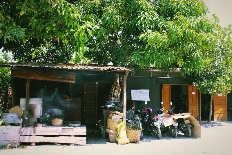 nhìn bình yên lắm kìa. Coal Stove The Outskirt Nha Trang