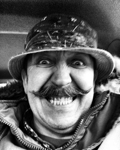 Moustache Victorian Mental Black And White Photography Self Portrait