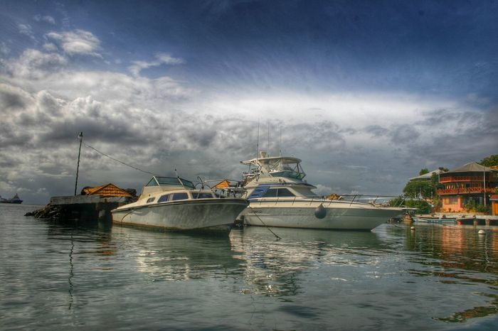 Boats⛵️ Trinidad And Tobago Down The Islands Hdr Photography Ocean View