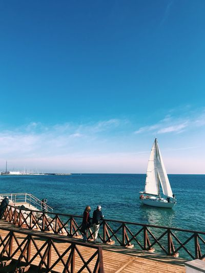 home Sea Sky