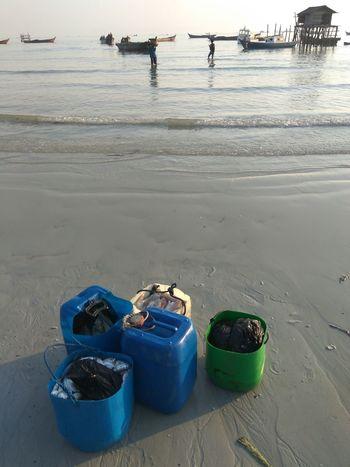 Water Beach Fishing Net Sea Buoy Day No People Nautical Vessel Outdoors Horizon Over Water Nature Oil Pump The Week On EyeEm Tradisional Fish Chatcher Beach View Beach Life Fish EyeEmNewHere Sea Life