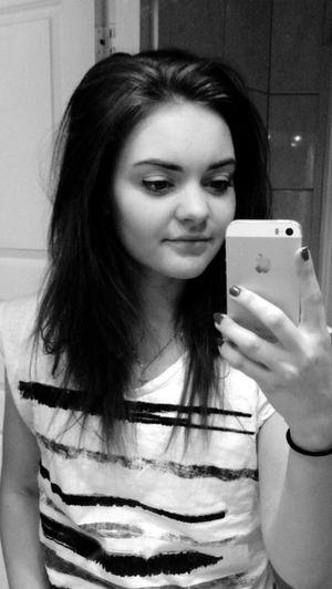 Selfie Happy Smile