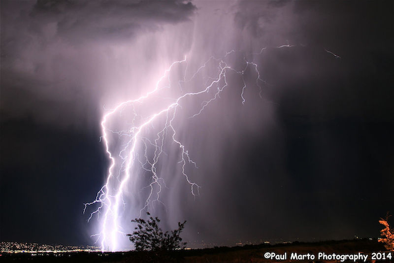Popular Photos Stormy Weather Stormy Evening Lightning And Thunder