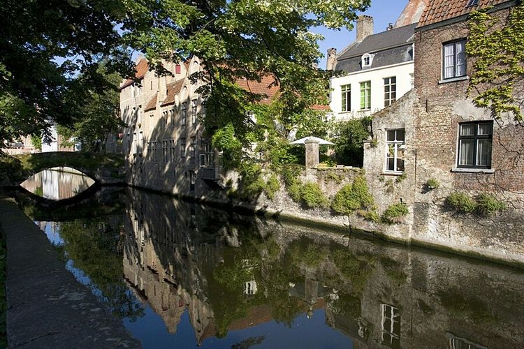 Scereny Canal Belgium Travel Photography Enjoying Life