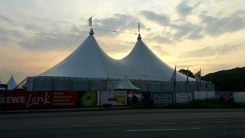 ..war hier @Zeltfestival Ruhr Musik Leute Samstagabend Gute Laune Weisse Stadt