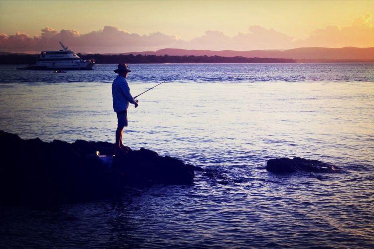 Fishing#river #noosa